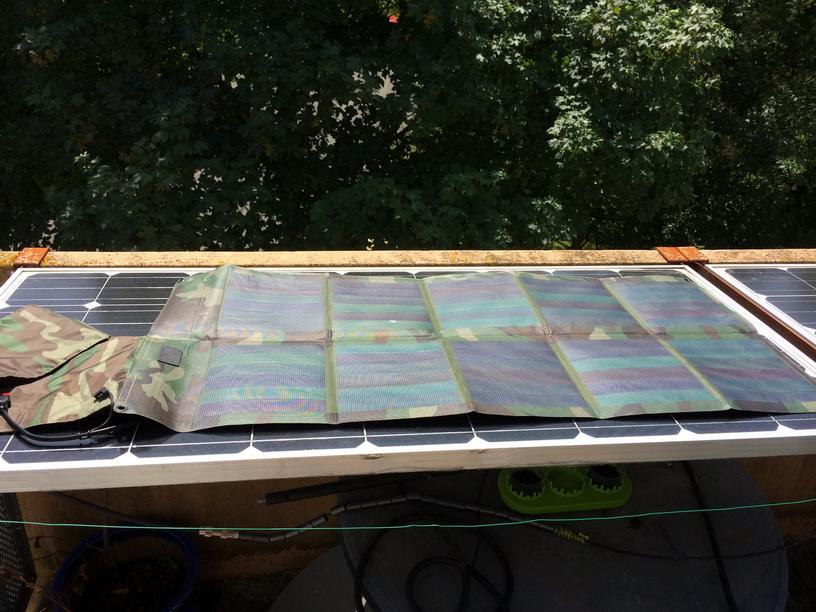 13v stromversorgung mit solarregler f r outdoor. Black Bedroom Furniture Sets. Home Design Ideas